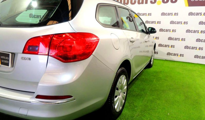OPEL Astra 1.7 CDTi SS 110 CV Excellence ST completo
