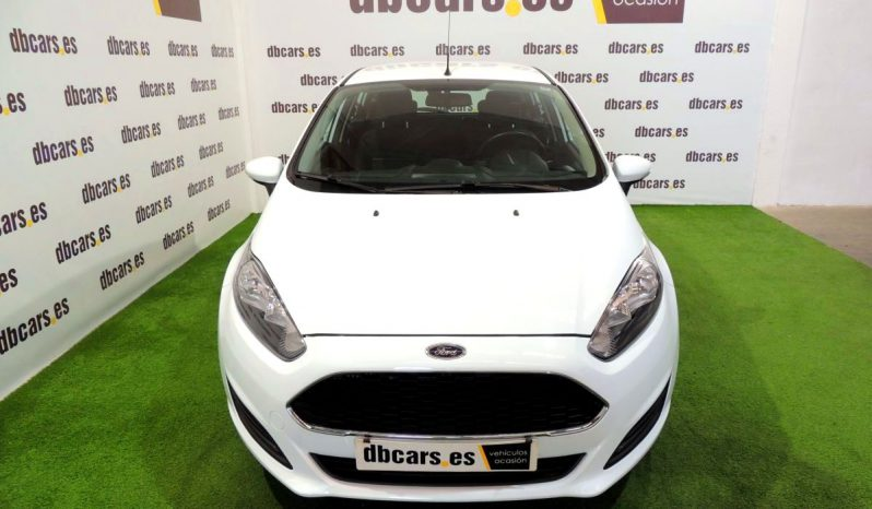 FORD Fiesta 1.5 TDCi 55kW 75CV Trend 5p completo